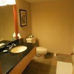 Bathroom, room 610