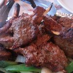Melt in your mouth lamb chops!