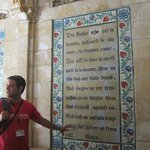 The Lord's Prayer in hundreds of languages at the Church of Pater Noster
