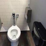 Pretty clean toilets