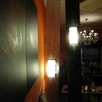 quell'angolo di luci soffuse...utili ai timidi