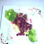 Elk dish