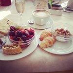 """Un piccolo """"assaggio"""" della fantastica colazione!"""