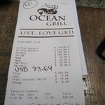 Ocean Grill Restaurant & Beach Club照片