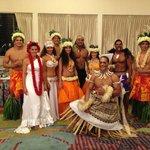 Te Moana Nui performers