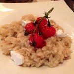 Delicious risotto