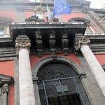 Entrance: 博物館入口