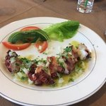 Wonderful and the best tasting Octopus ever!