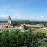 vue du monastere