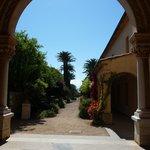 Entrée du Monastere