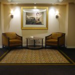 Seating area neat elevators