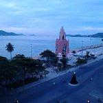 ホテルからの風景 早朝5時