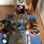colazione villa savelli
