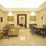 Maharana Suite - Living Room