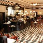 The art- deco Bristol Cafe