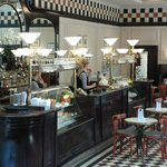 The Bristol Cafe have a superb range of coffee & cakes