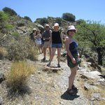 Exploring the hills around Mairena