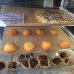 House made gluten free pastries