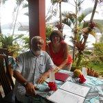 merveilleux séjour à Tahiti