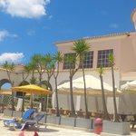 Pool & main hotel