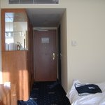 Bick zum Zimmereingang