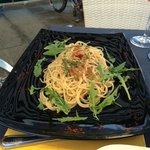 Sea Urchin Spaghetti