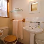 All rooms offer a private bathroom en-suite