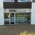Dornan's fish and chips