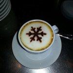 Super cappuccino al bar Gei!!!!!!!!!!