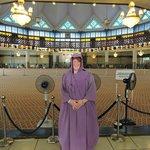 Ik in de moskee