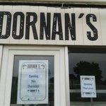 Dornan's chippy
