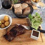 Fillet steak!