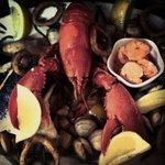 Sea food experience; ))