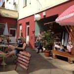 Café Wunschlos Glücklich