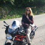 Miléne, such a good rider