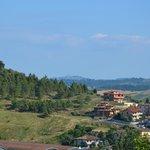 Uitzicht op San Migimiano