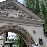 One of the synagogs in Jewish District