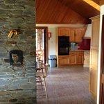Lodge 1 - towards the Kitchen area