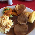 Best Sunday dinner in town