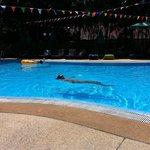 piscine du fond