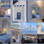 The Beach Hut...Twin Standard room