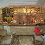 Lobby bar :-)