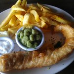 Special Fish and Chips