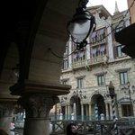 Venice side room exterior