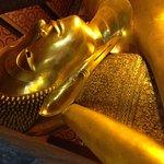 La cara del Buda