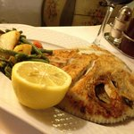 Main - Grilled Turbot