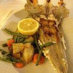 Main- Grilled Monkfish