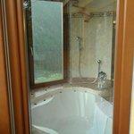 vasca da bagno suite 308
