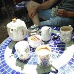 Pot of tea for four
