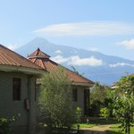 View of Mt. Meru
